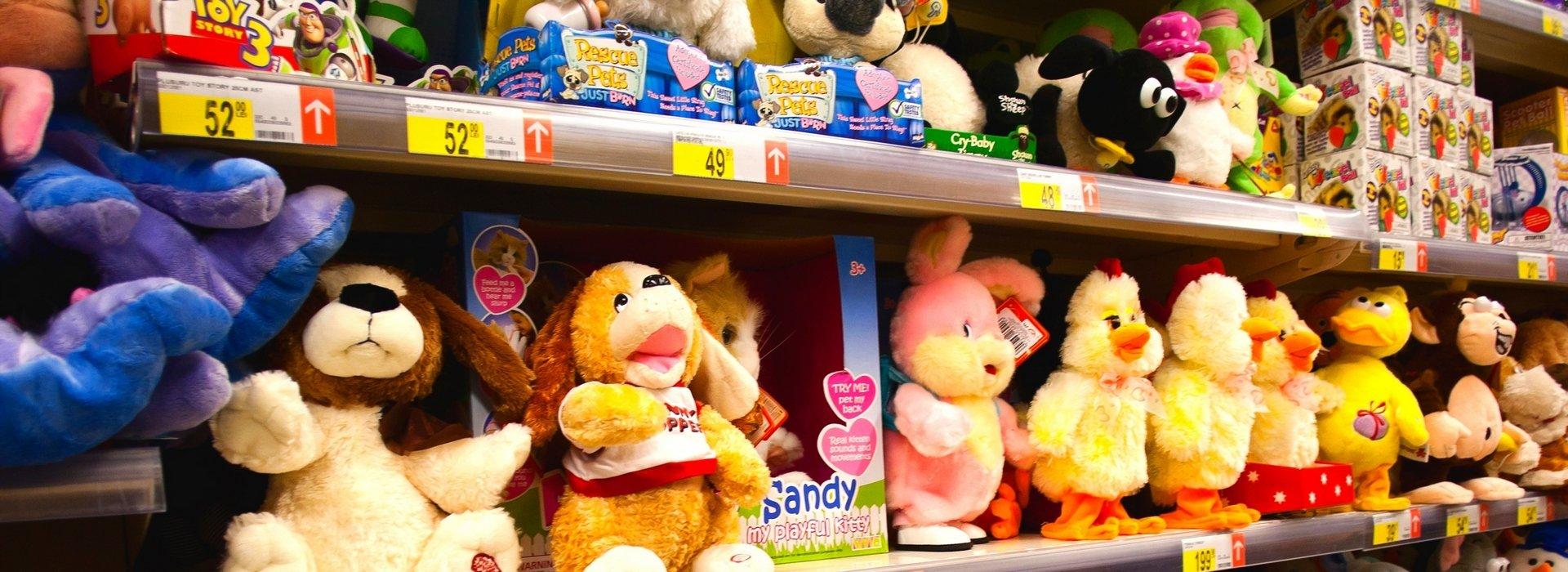 Spielzeugläden in Budapest