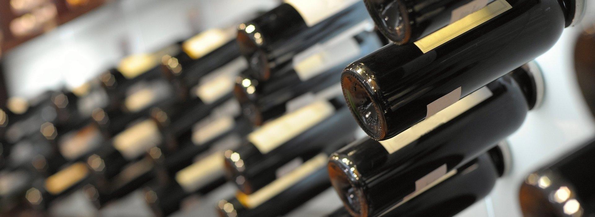 Weingeschäfte in Budapest